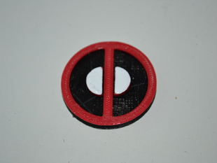 Deadpool symbol / logo
