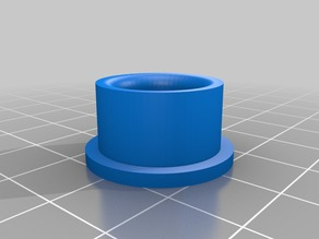Solidoodle filament bushing