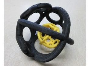 Circle Ball Puzzle