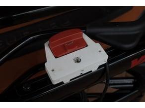Yakima Holdup 2 Licence plate and lights mount