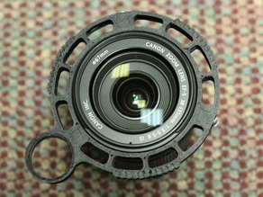 Focus Ring for Canon Zoom lens