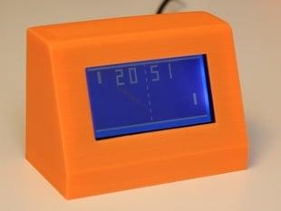 MONOCHRON Clock Casing