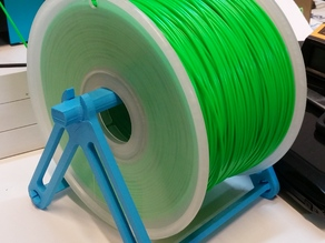 Filament spool holder (for rolls up to 165mm diameter)