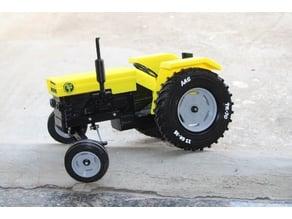 Open RC Tractor Silencer