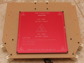 Rostock plywood SCAD dxf for laser cutting
