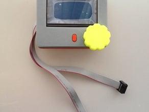 Full Graphic Smart LCD bracket and knob