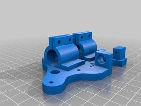 Modified Smartrap Base Plate for press in bowden tube