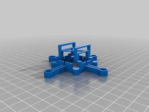 XL-RCM 10.0 PIXXY: Pocket drone / FPV quad Frame remake