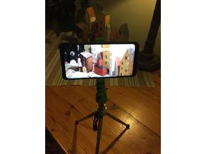 Cellphone Table Tripod Stand