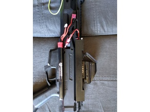 ASG Scorpion Evo battery holder