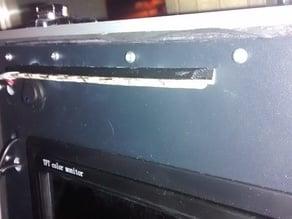 Porta tira LED
