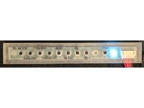 ZisWorks x39 Control PCB Mount / Labels