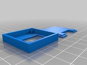 """0.96"""" OLED case"""