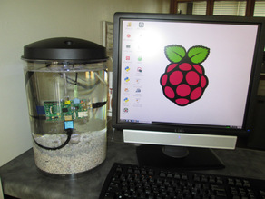 Submergerd Raspberry Pi