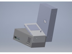 Ender 3 Electronics Case (with guide)