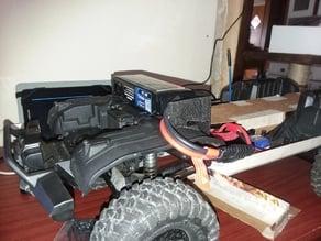 TRX-4 Front battery mount