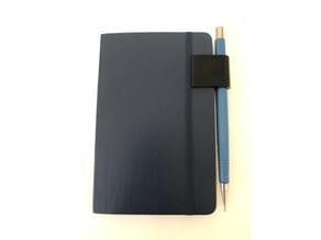 Mechanical Pencil Holder for Moleskine Classic Notebook