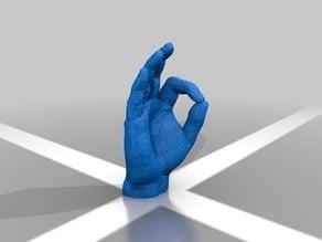 A OK Hand
