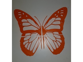 Butterfly 4 parts