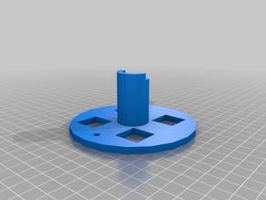 Adjustable wire spool
