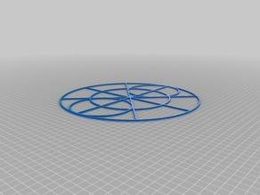 Beautiful Circles (Delta Calibration Tests Patterns)