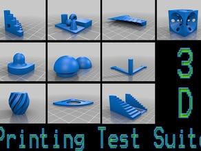 Printer Test Suite