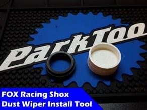 FOX Racing Shox Dust Wiper Installation Tool (32mm)