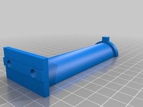 2020 Extrusion Filament Spool Holder