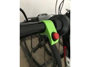 Bike Handlebar Button (Customizable>OnShape)