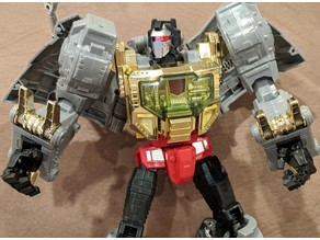 MP-08X (Oversized) Adapters for KFC Delta Magnus Hands