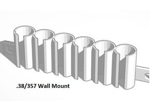 .38 special / .357 wall mount