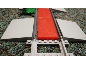 Lego Plates 4x8 for Train Ramps