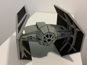 Darth Vader's Tie Advanced
