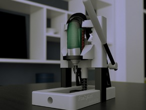 ModulIX-O - Universal Micro Drill press - Bosch IXO, Dremel, Makita,. (Mini-Standbohrer)