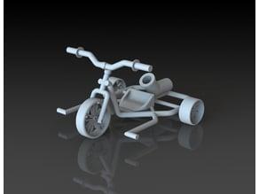 Three-Wheeled Joe