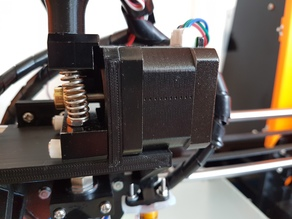 Anet A8 E3D V6 Direct Mount with BL Touch