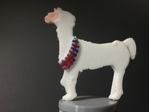 Guard Llama (Medium) - 28Chibi