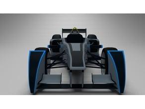 Formula-e Car