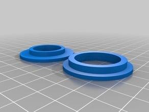 Lack Table Hack Parts (Magnet Panels)