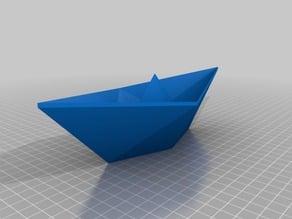 Legoman Boat