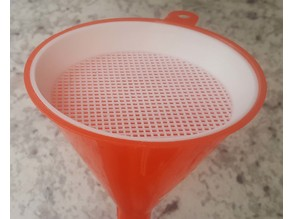 "Funnel 4"" screen filter"