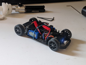 OpenZ v3b Chassis (1:28 RC)