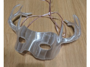 Antler Mask