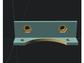 PowerSpec Ultra 3D - Mainboard fan holder