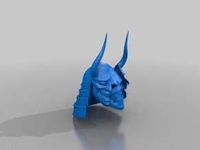 Yoshimitsu Mask (Soul Calibur V)