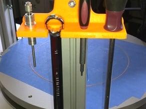 Toolholder for the Deltatower V3 3D-Printer