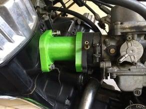 Honda CX650E motorcycle compatible insulator