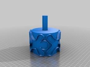 Parametric Modular Rolling Cookie Cutter