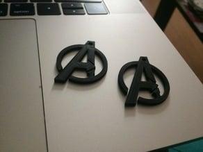 Avengers Earrings