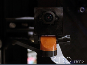 GIRO.remix - OctoPrint Raspberry Pi Camera Mount